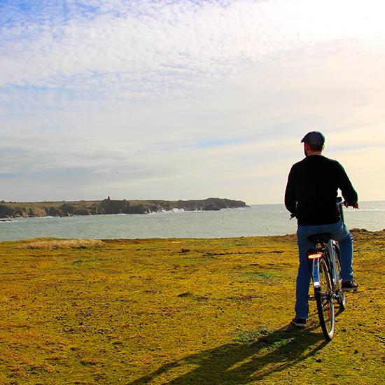 Cyclisme sur l'île d'Yeu