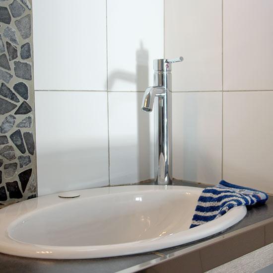 Lavabo de salle d'eau