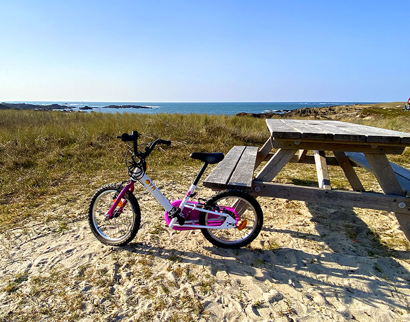 Location vélo 16 pouces