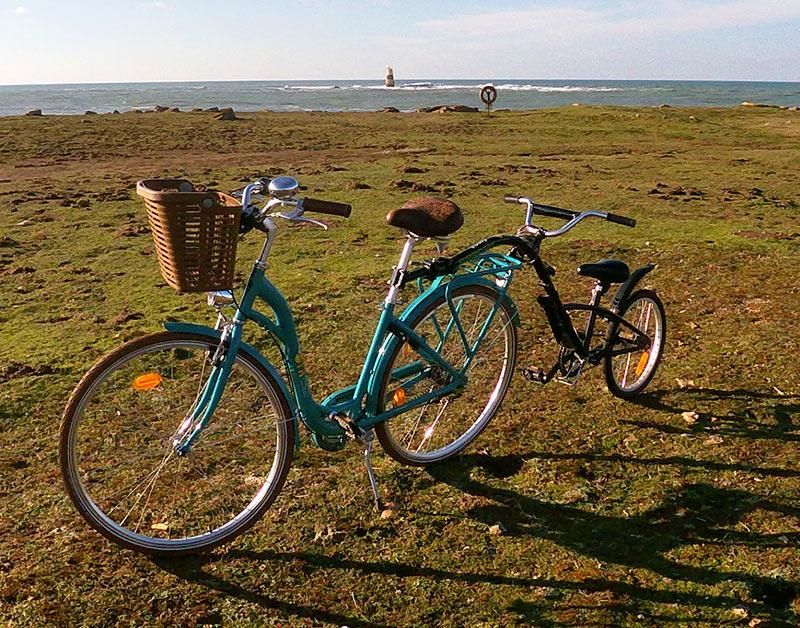 Location vélo suiveur