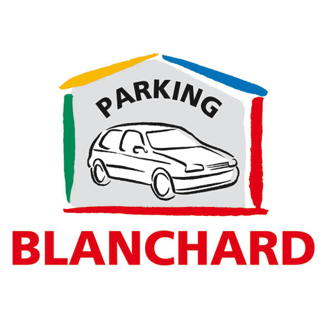 Logo Parking Blanchard
