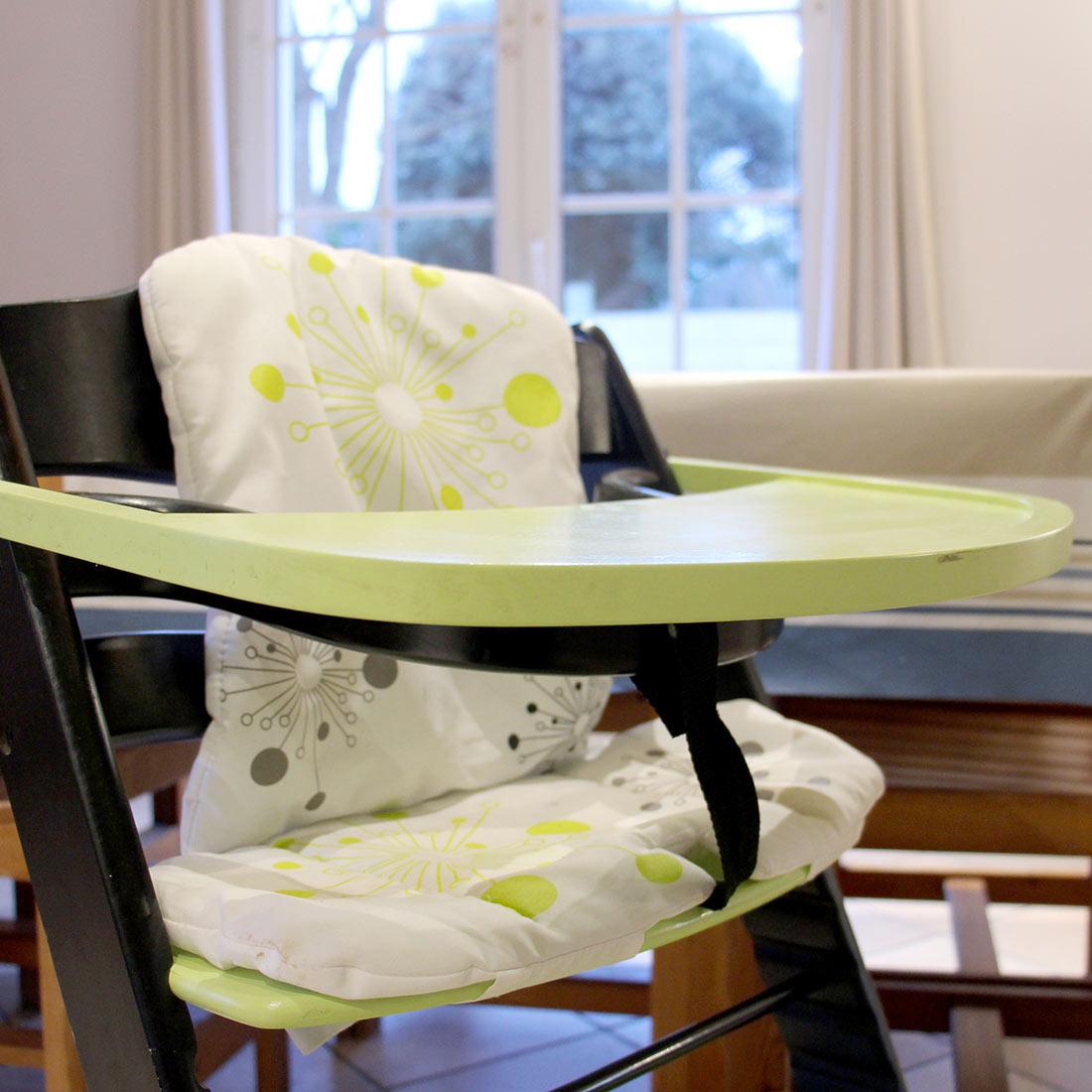 Chaise haute pour bébé à louer