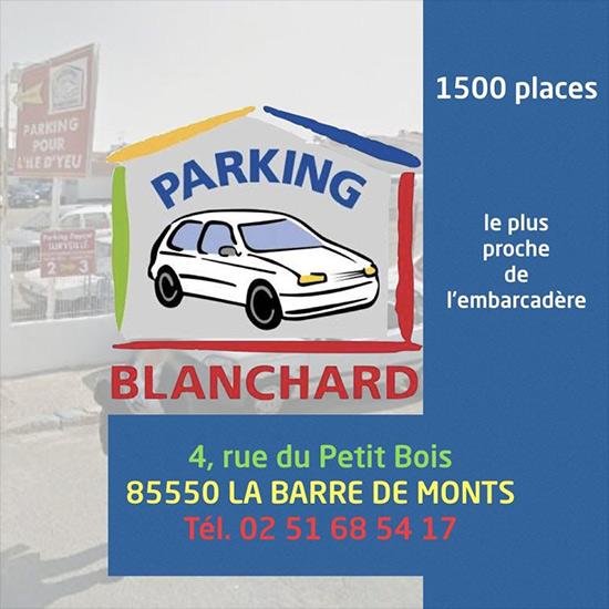 Parking Blanchard