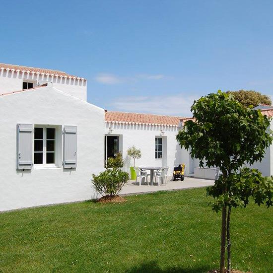 Maison à louer avec jardin