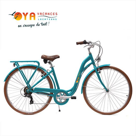 Vélo à louer sur l'île d'Yeu
